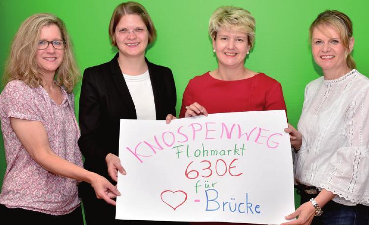 630 Euro für die Herzbrücke