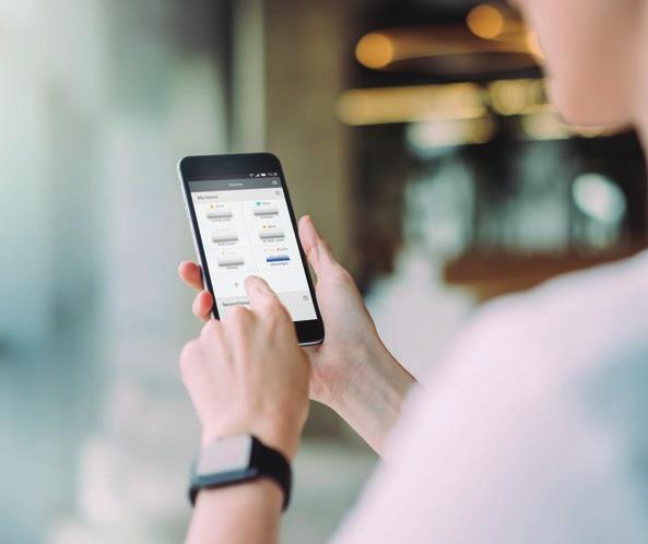 Kontrollieren Sie das Klima in Ihrem Zuhause per Smartphone
