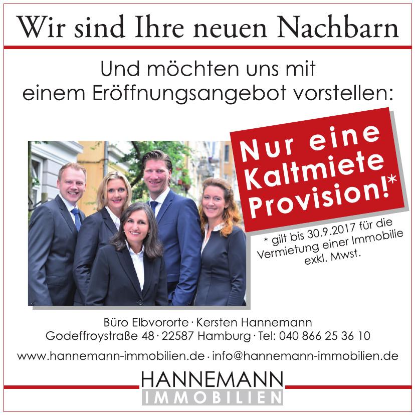 Büro Elbvororte Kersten Hannemann