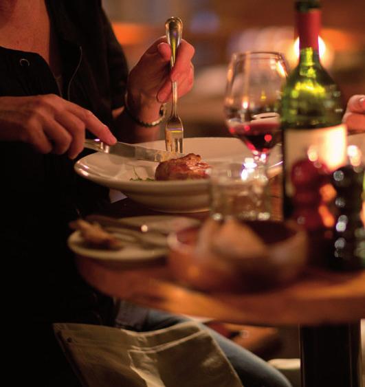 Weine und Speisen gehen hier hocherfreuliche Partnerschaften ein, FOTO: MALZKORNFOTO/HAMBURG