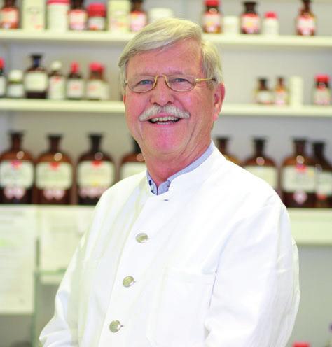Seit zwölf Jahren ist der Apotheker Axel Plambeck Inhaber der Johannis Apotheke