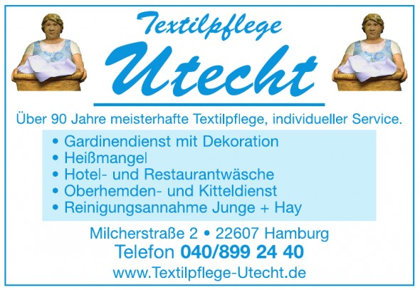 Textilpflege Utecht