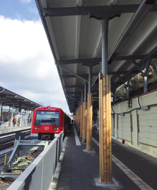 Gleis 1 am Blankeneser Bahnhof: Wann geht der Fahrstuhl endlich?