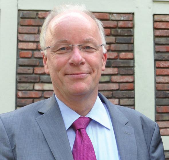 Matthias Bartke vertritt den HamburgerWesten im Bundestag