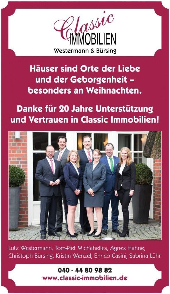 Classic Immobilien - Westermann & Bürsing