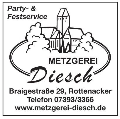 Metzgerei Diesch