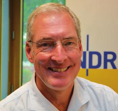 Dr. Martin Wilhelmi kennt die neusten Informationen als Erster