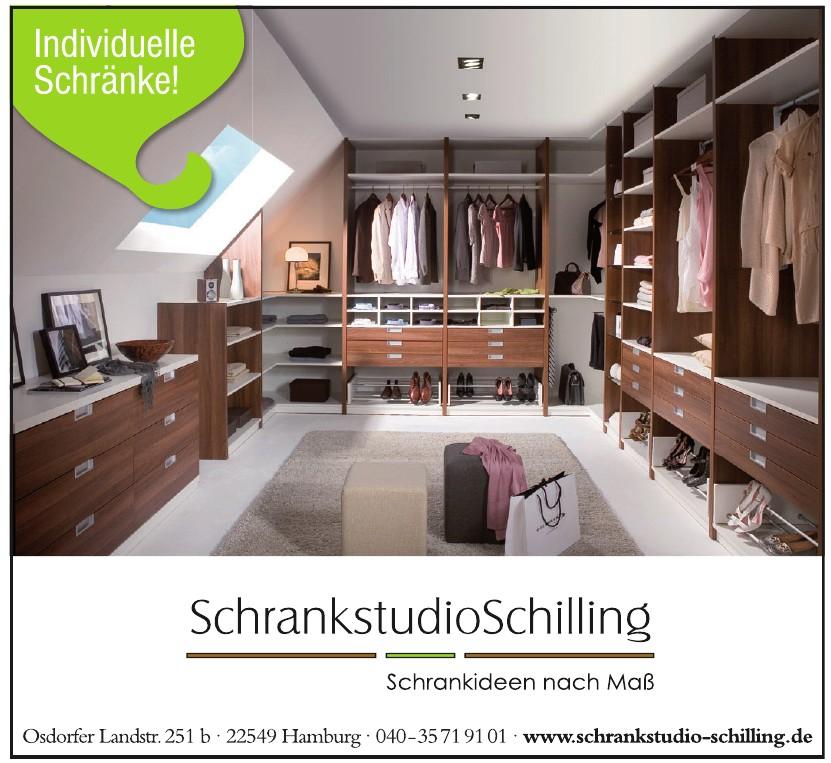Schrankstudio Schilling - Schrankideen nach Maß
