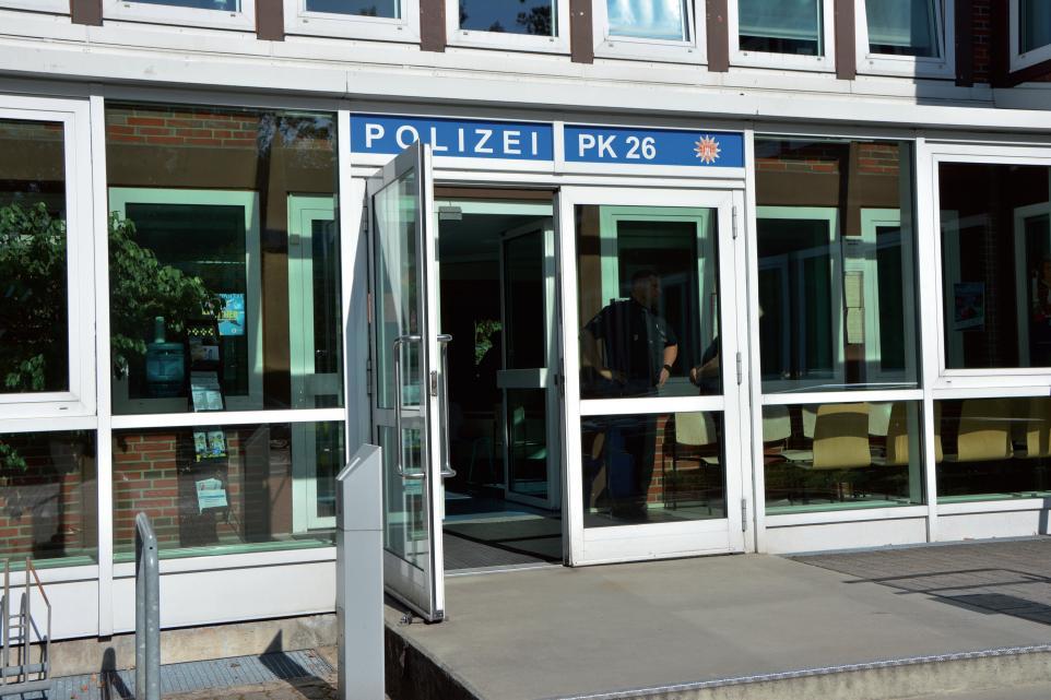 Von Ruhestörung bis Diebstahl und Körperverletzung: Das PK 26 kümmert sich um alle Belange
