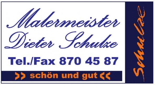 Malermeister Dieter Schulze