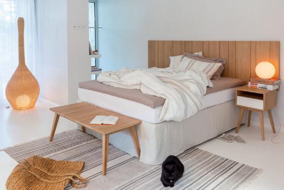 Für einen erholsamen Schlaf: Bett von COCO-MAT