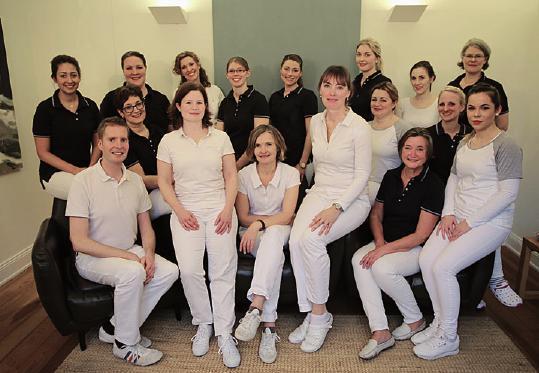 Dr. Daniela Kasche und ihr Team