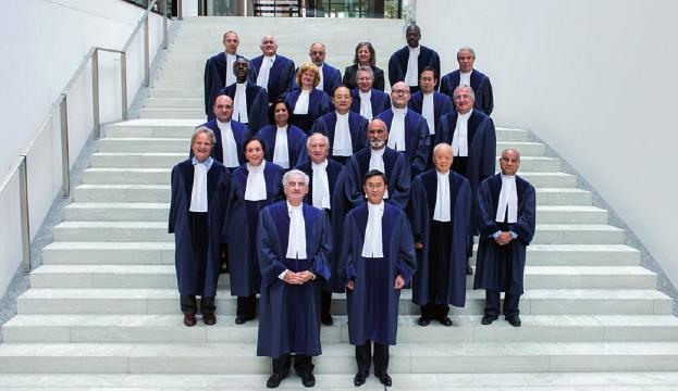 Die bestellten Richter stammen aus allen Teilen der Welt FOTOS: ITLOS