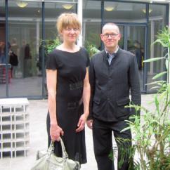 Isa Melsheimer und Karsten Müller
