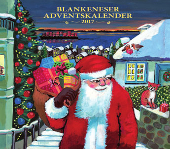 Der Kalender wurde vonBarbara Landbeck gestaltet