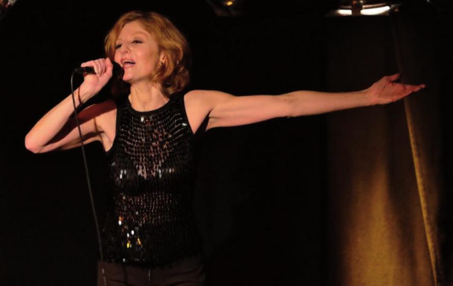 """Christa Krings singt die Chansons von """"La Barbara"""""""
