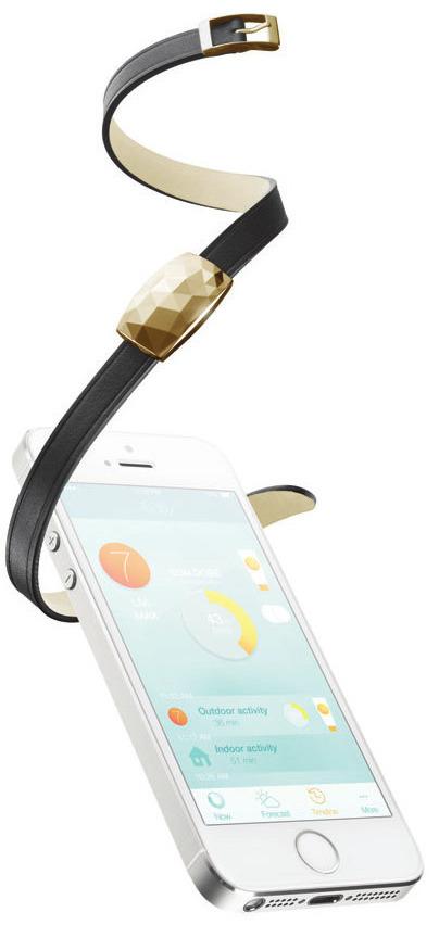 Das Armband ist in verschiedenen Farben erhältlich. FOTO: JUNEBYNETATMO.COM