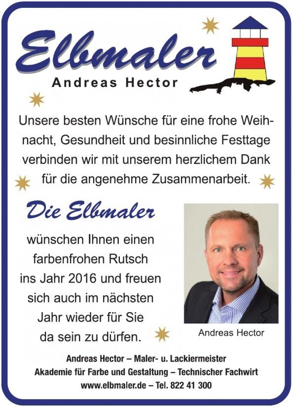 Elbmaler - Andreas Hector