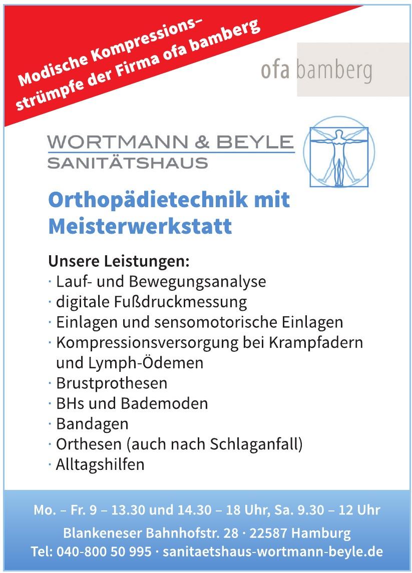 Wortmann und Beyle Sanitätshaus