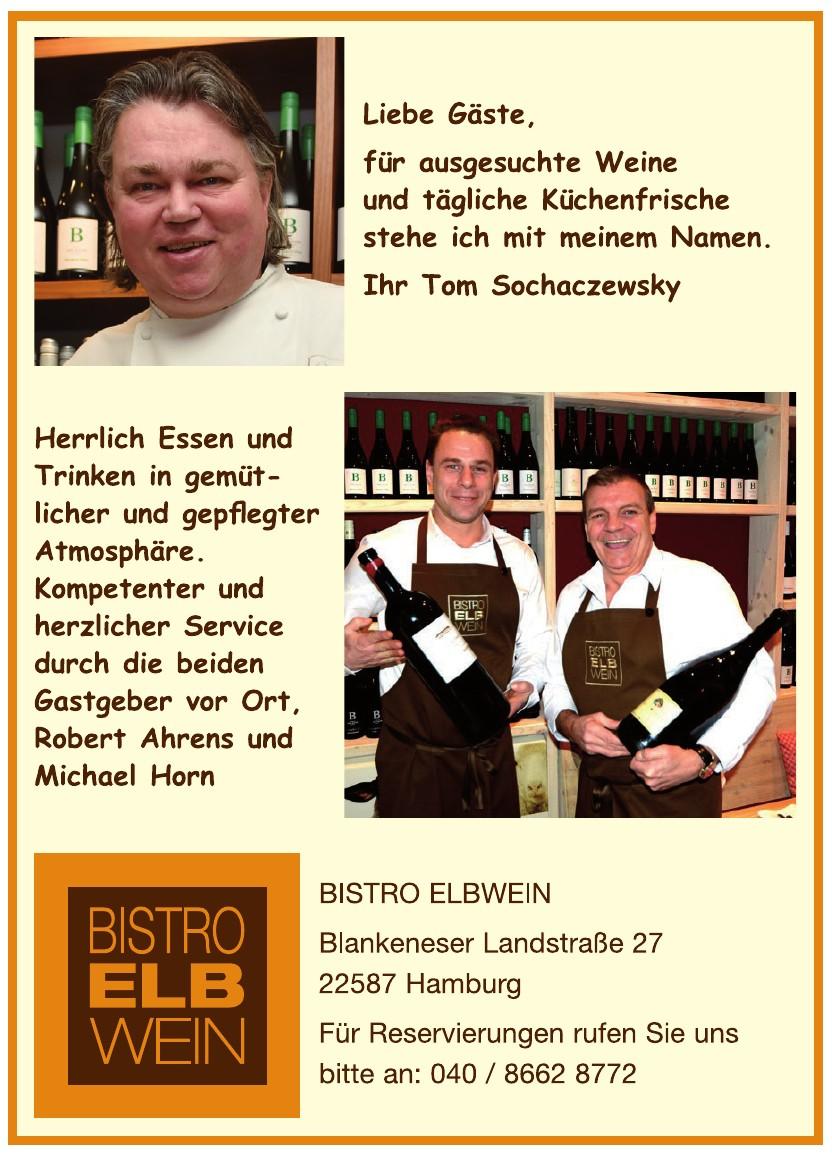 Bistro Elb Wein