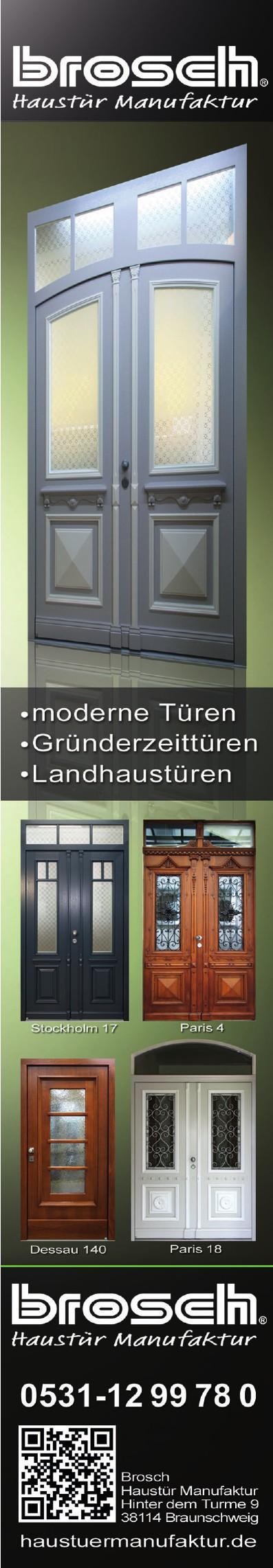Brosch Haustür Manufaktur