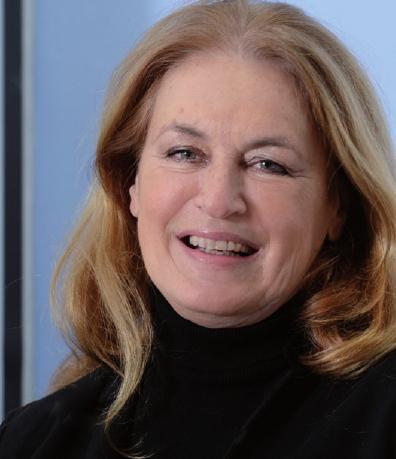Irene Schulte-Hillen ist Präsidentin der Deutschen Stiftung Musikleben FOTO: DAVID AUSSERHOFER