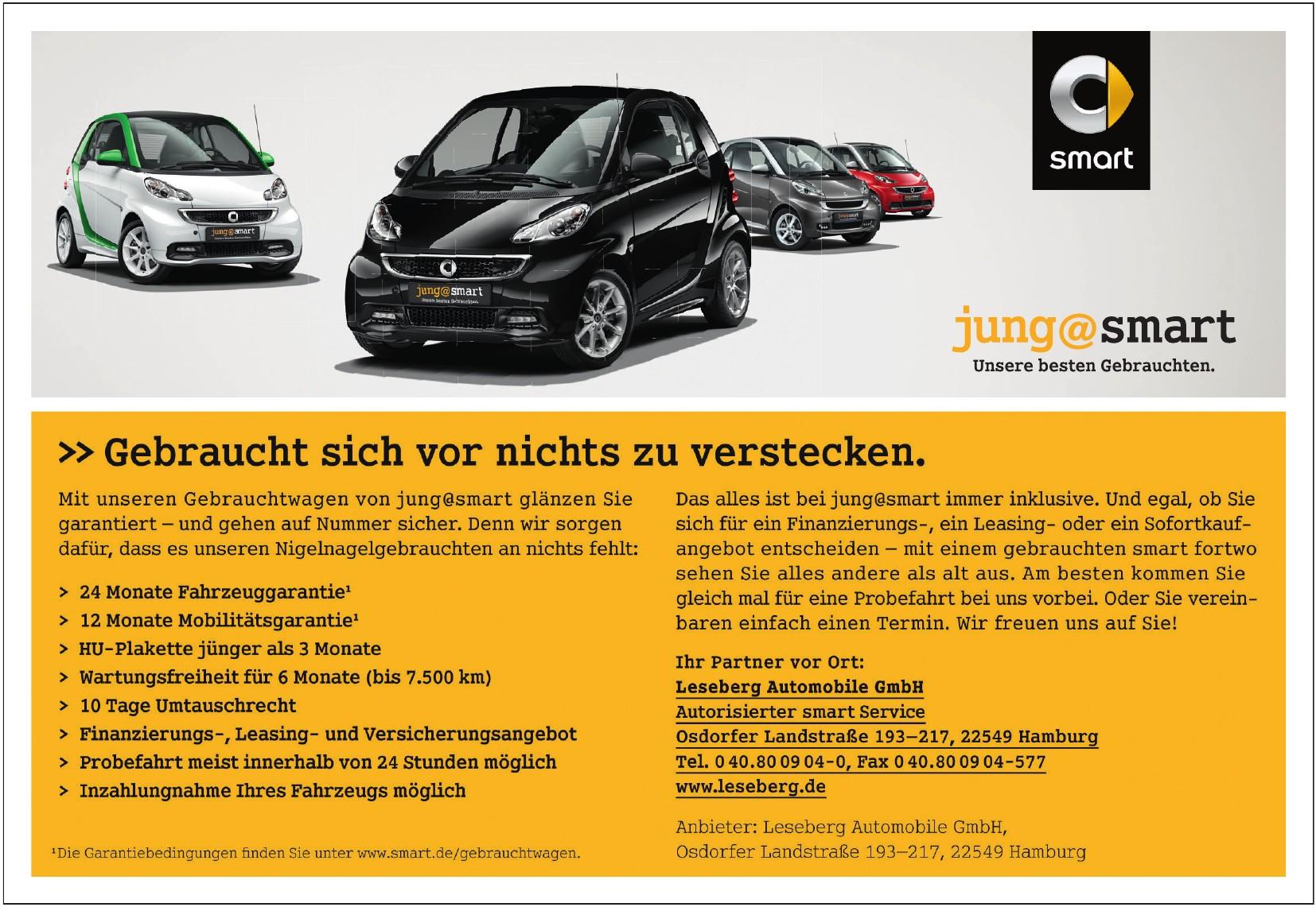 Leseberg Automobile GmbH