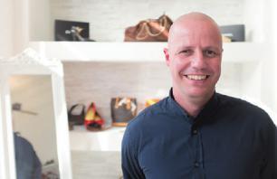 Marco Kretschmar, Geschäftsführer von cash4brands FOTO: BBS MEDIEN