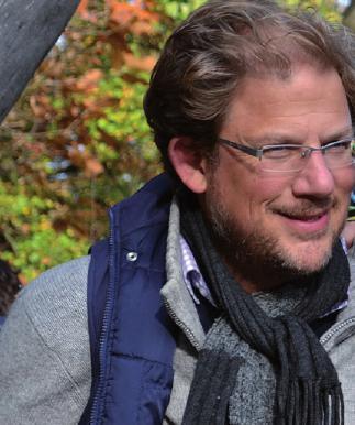Philipp Förster weiß, wie kleine Firmen effizient werben können