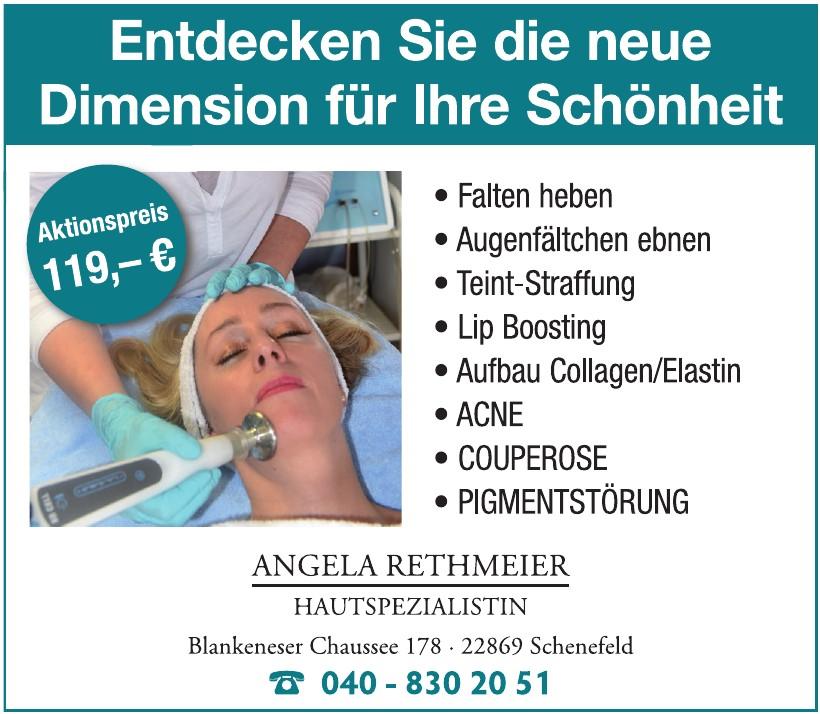 Angela Rethmeier Hautspezialistin
