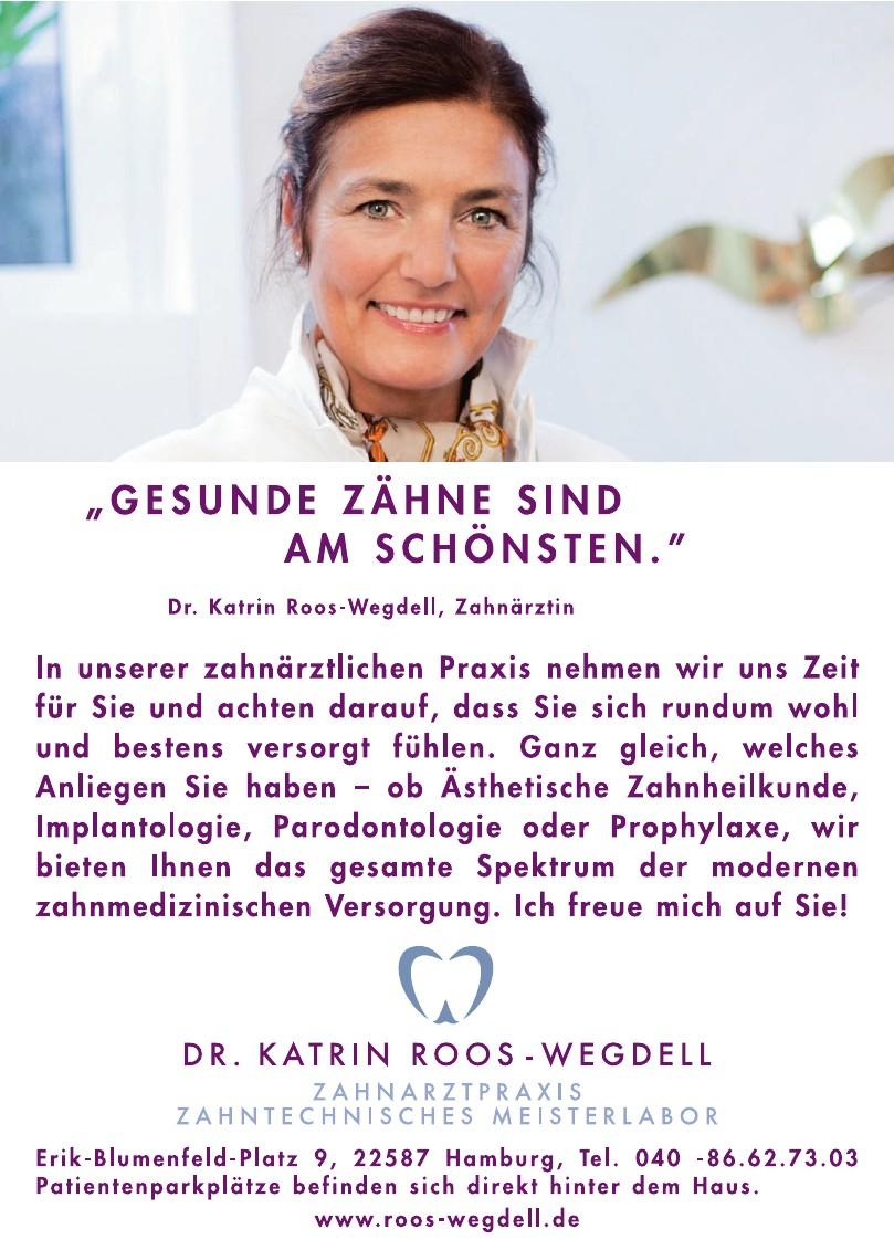 Dr. Katrin Roos - Wegdell