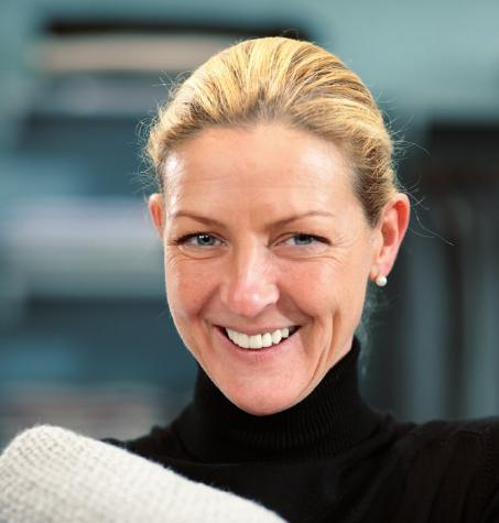 Edda Binné vom Stoffkontor