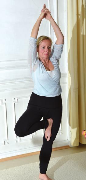 Mit Antje Reuter im Gleichgewicht bleiben
