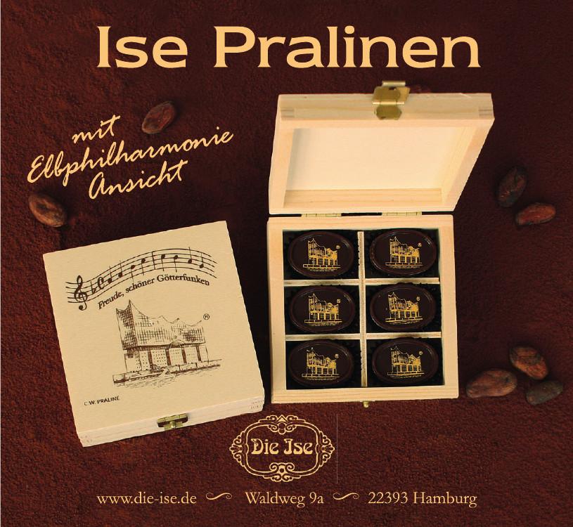 "C.W. PRALINÉ Chocolaterie ""Die Ise"""
