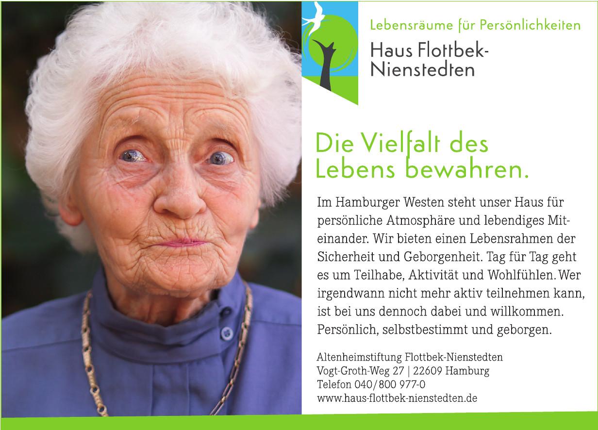 Altenheimstiftung Flottbek-Nienstedten