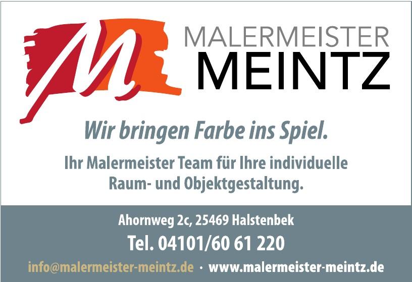 Malermeister Meintz