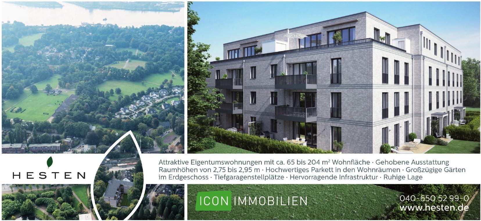 Hesten - Icon Immobilien
