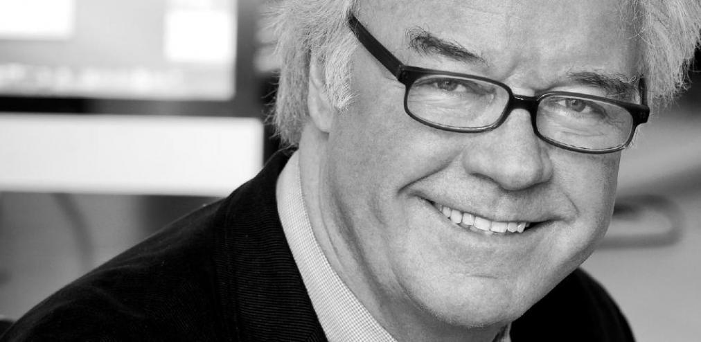 Klaus Schümann, Herausgeber und Chefredakteur Hamburger Klönschnack