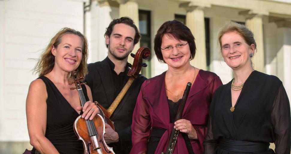 Das Ensemble Obligat Hamburg spielt Ouvertüren und Sonaten