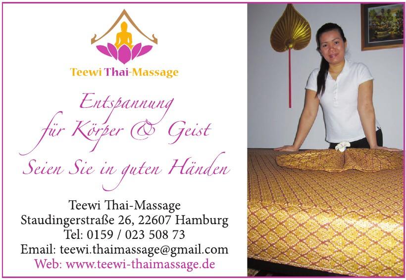 Teewi Thai-Massage