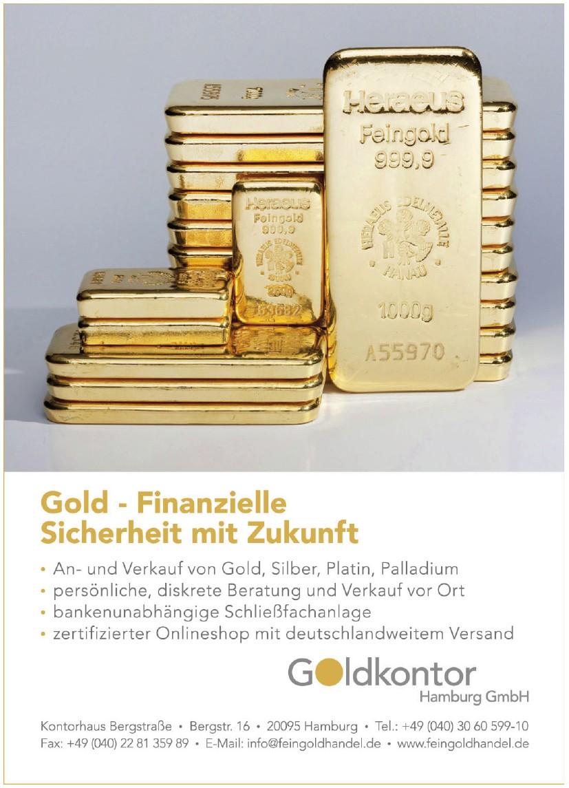 Goldkontor Hamburg GmbH