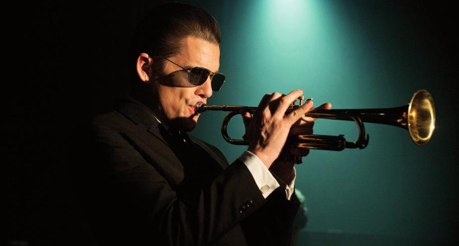 "Chet Baker, der ""James Dean of Jazz"". FOTO: ALAMODE FILM"