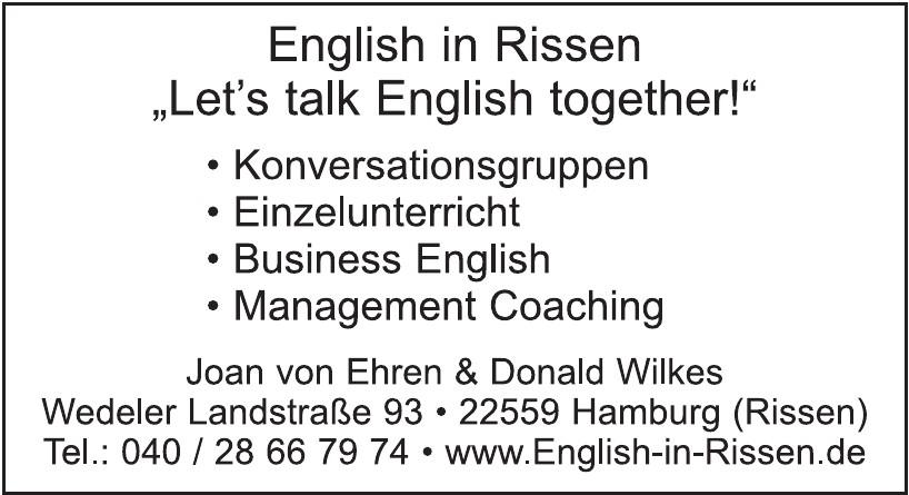 Joan von Ehren & Donald Wilkes
