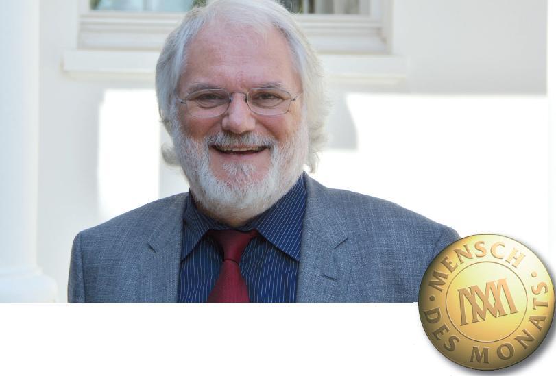 Markus Menke am Goßlerhaus: ein durch und durch gewinnender Direktor