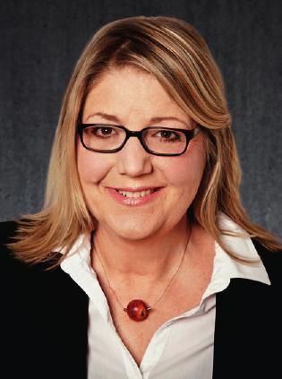 Sylvia Woretzko, gesundheitspolitische Sprecherin der SPD Hamburg FOTO: SPD HAMBURG