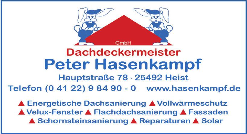 Peter Hasenkampf Dachdeckermeister GmbH
