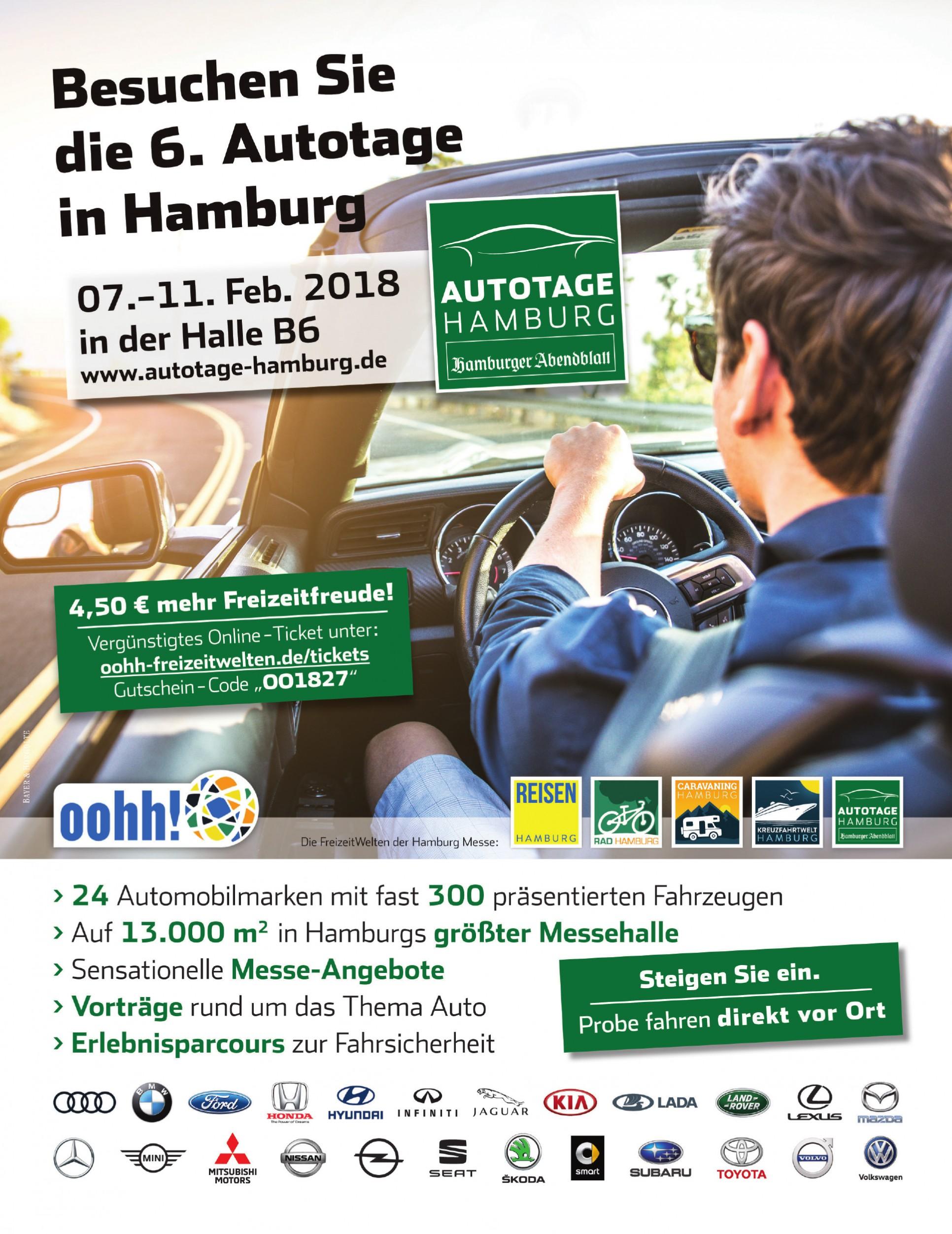 6. Autotage Hamburg