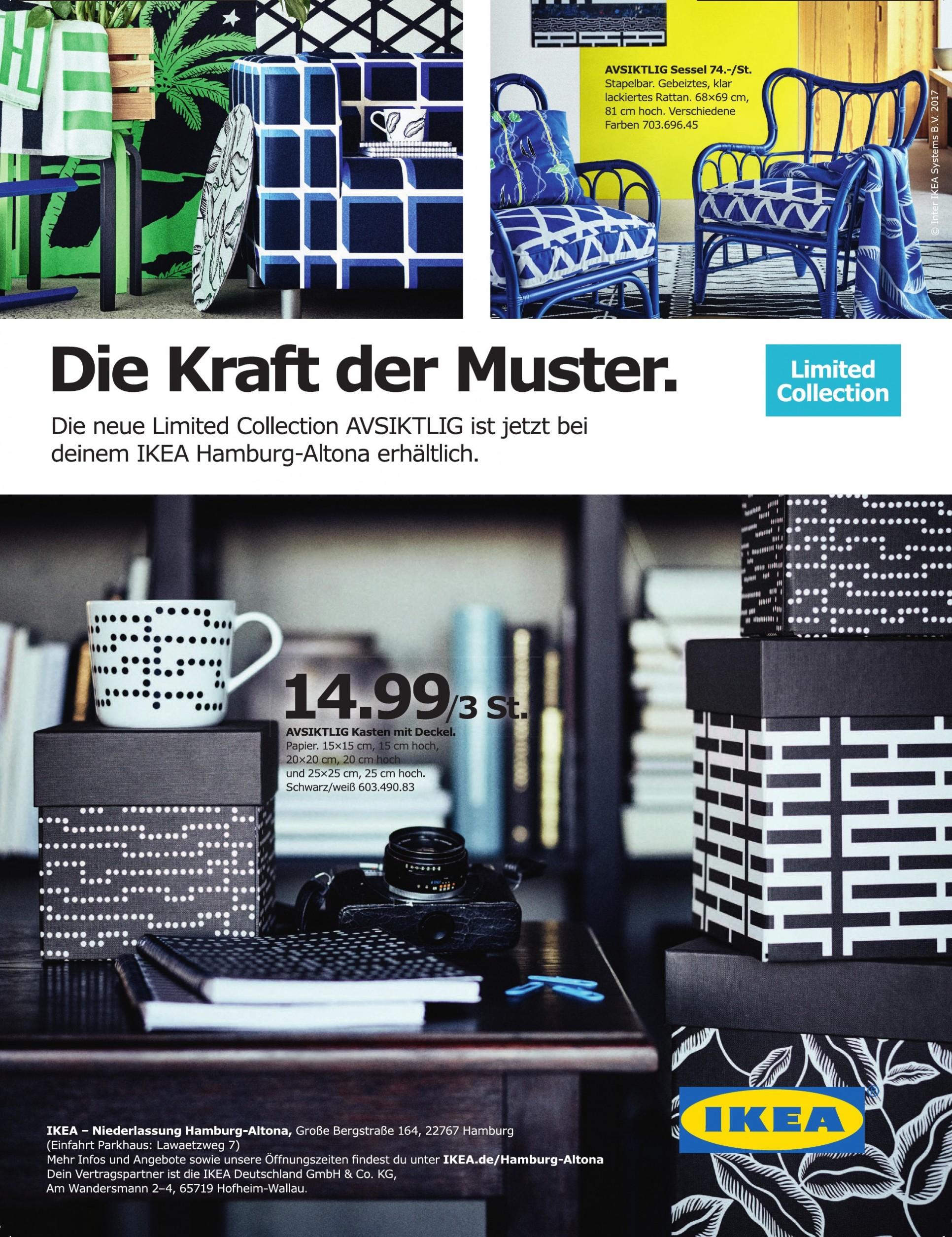 Ikea - Niederlassung Hamburg-Altona