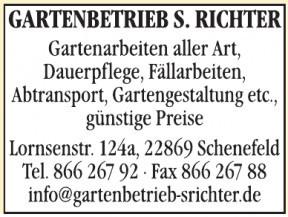 Gartenbetrieb S. Richter