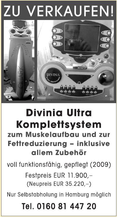 Divinia Ultra Komplettsystem